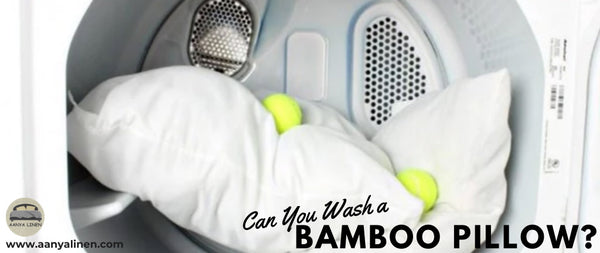 Can You Wash a Bamboo Pillow