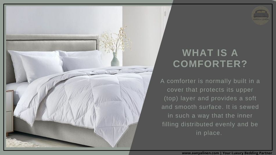 What is a Comforter Cover
