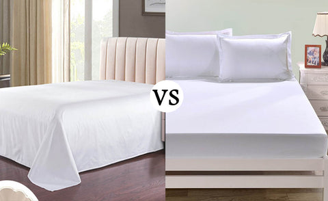 Flat Sheet Vs Fitted Sheet