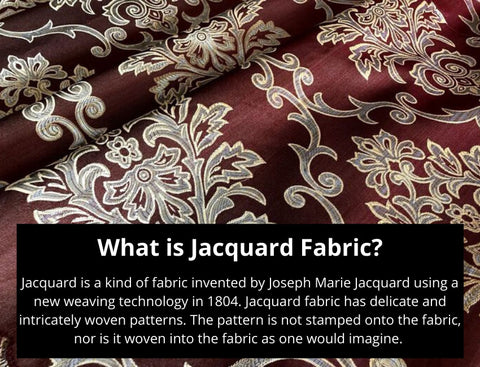 What is Jacquard fabric
