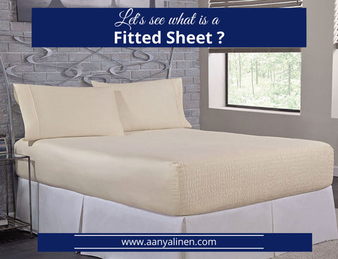 What is fitted sheet