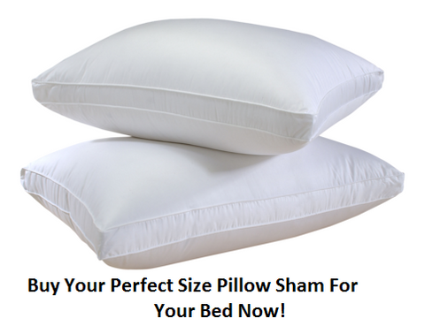 what is a pillow sham