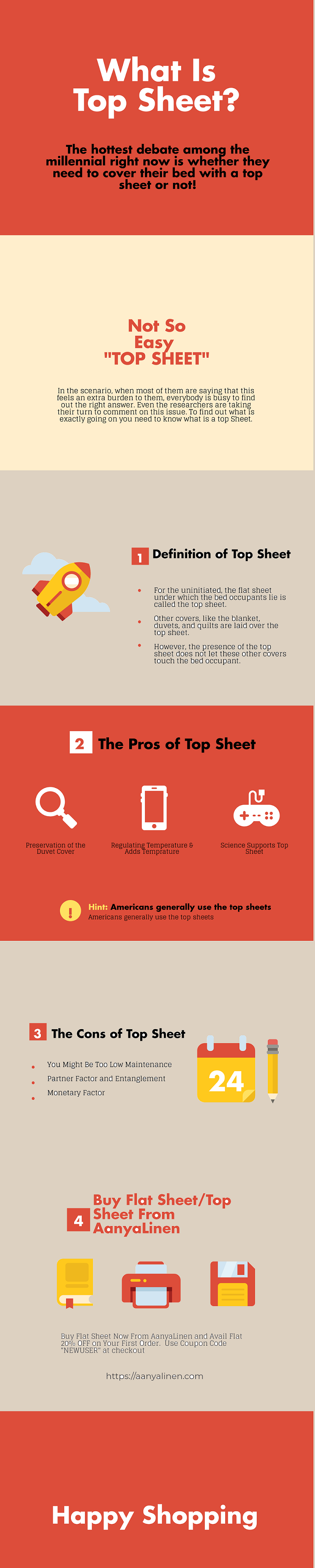 what is top sheet