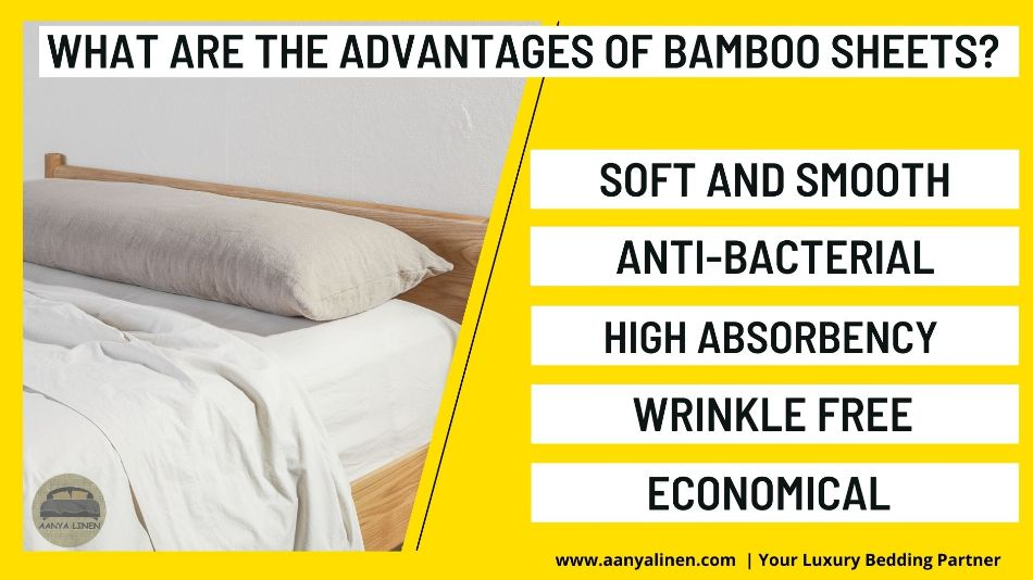 what are the advantages of bamboo sheets