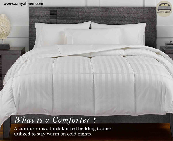 what is comforter