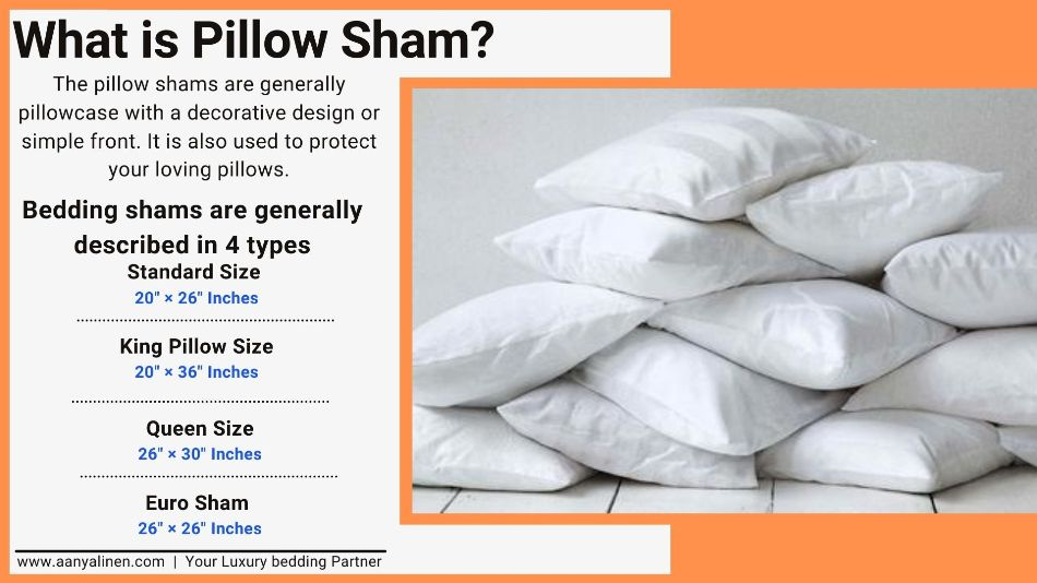what is pillow sham