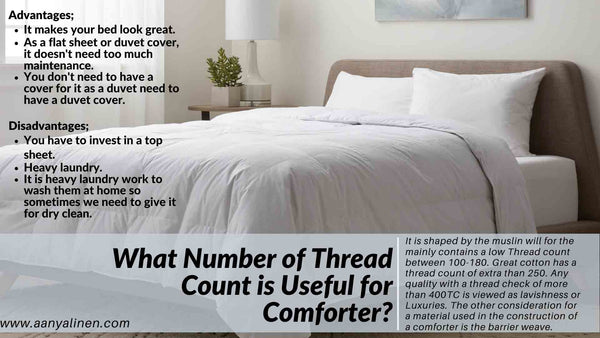 Thread Count for comforter