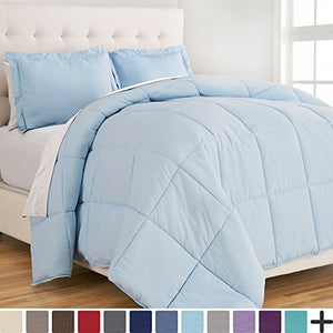 Bliss Light Blue Bed In a bag