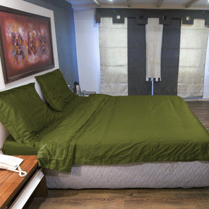 Moss Duvet Cover Set