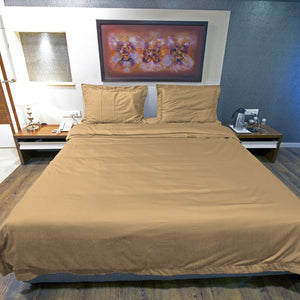 Beige Duvet Cover Set