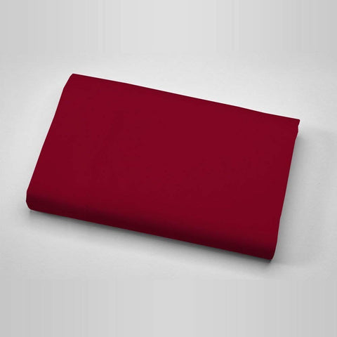 Comfy Bed Skirt Sateen Burgundy - aanyalinen