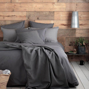 Dark Grey Bed in a Bag