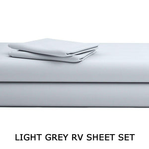 light grey RV Sheet Set