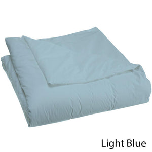 Comfy  Light Blue Duvet Cover