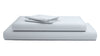 Image of Comfy Solid Sateen Sheet Set Light Grey - aanyalinen