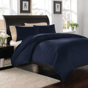 Navy Blue Bedding in a Bag