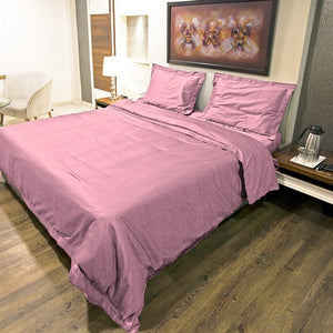 Pink Duvet Cover Set