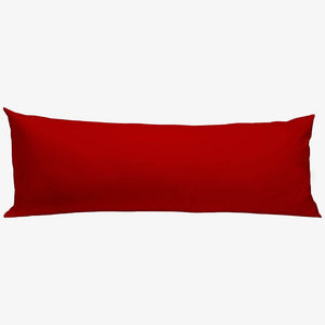 Red body pillow