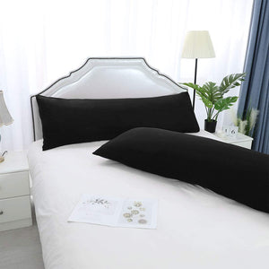 Black body pillow