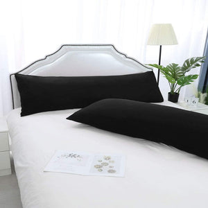 black body pillowcase