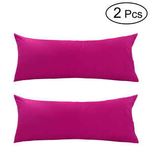 hot pink body pillow covers