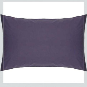 Bliss Sateen Pillow-Case Solid Lavender