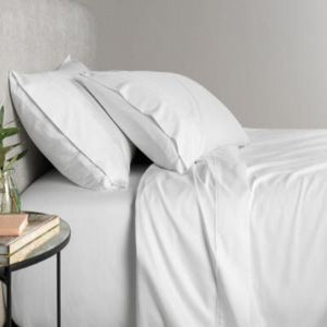 White Bliss Split Sheet Set-34 inches from The top