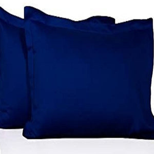 royal blue euro shams