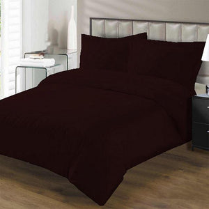 wine duvet cover set with fitted sheet