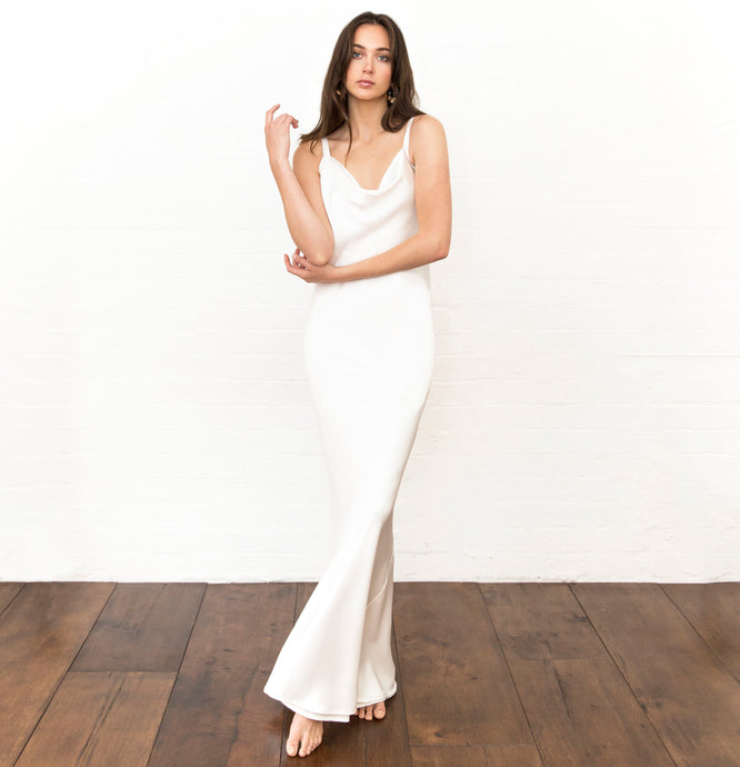 The Willow Slip Gown