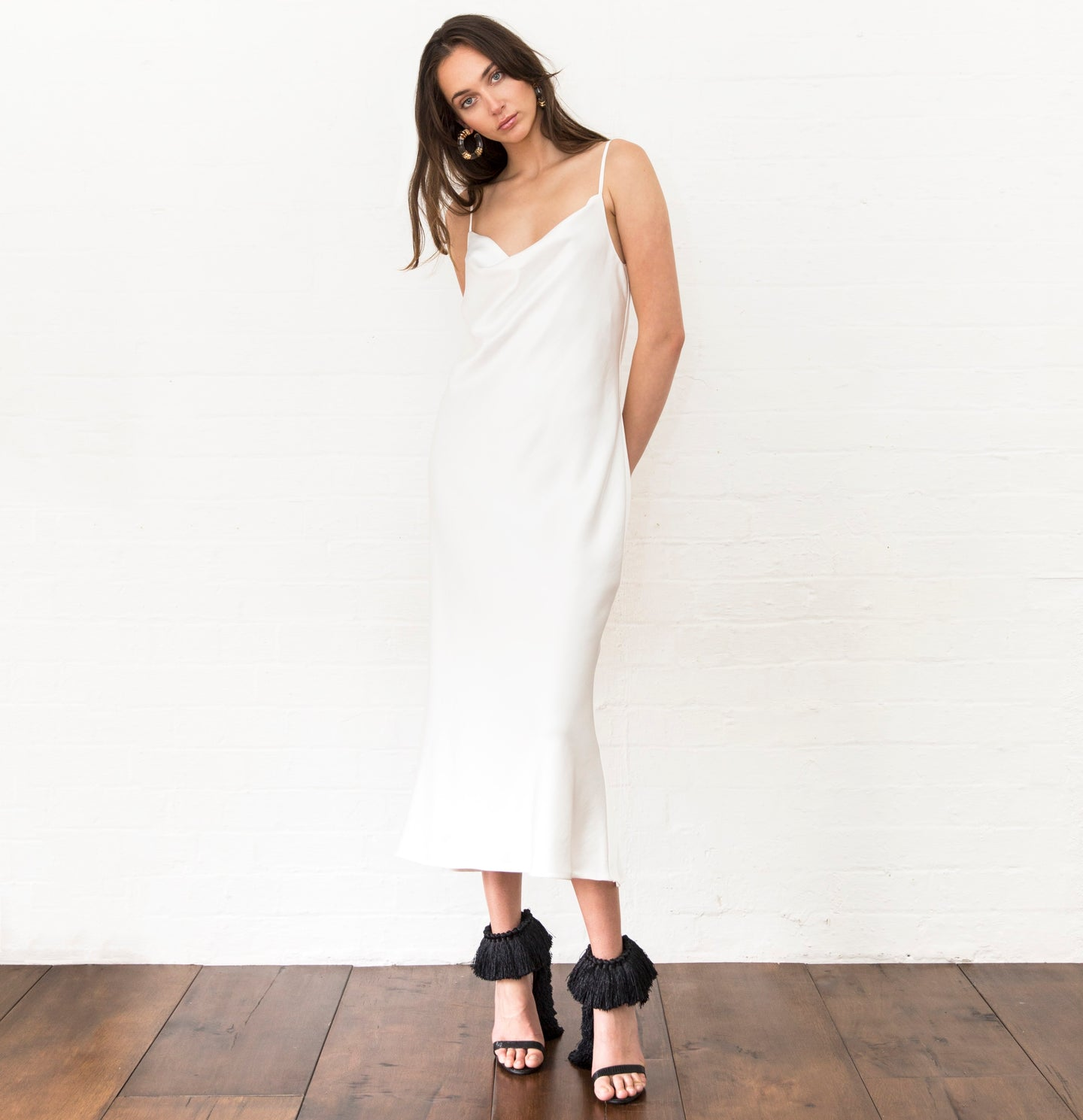 The Phoenix Slip Dress