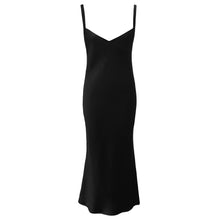 The Sadie V Neck Slip Dress