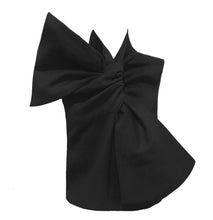 The Harper Dramatic Bow Top