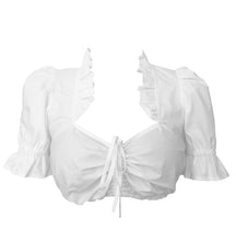 The Little Petal Frill Top