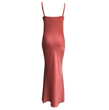 The Phoenix Slip Gown with Widened Straps