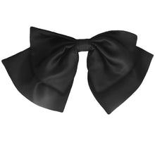 The Tie Me Up Bow Satin