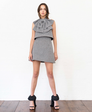 The Hendrix Mini A line Skirt