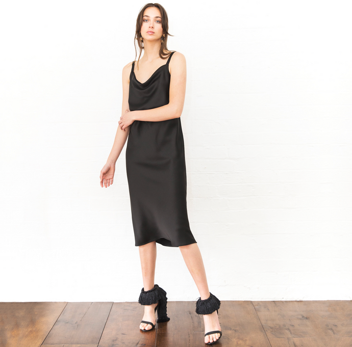 The Willow Floaty Slip Dress