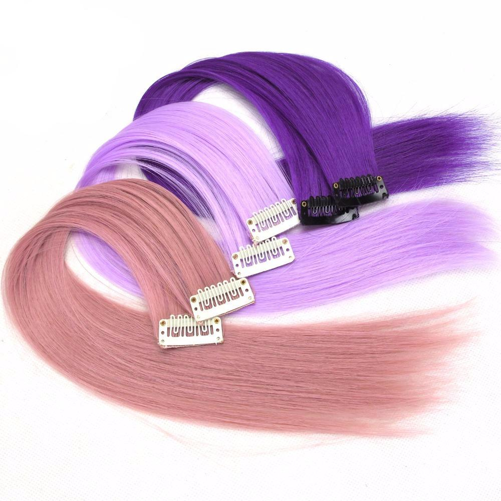 Pastel Hair Extension 2 Pc Hairiam