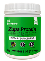 Zupa Protein Greenz; A Premium Whey Protein, Superfood & Greens from New Zealand