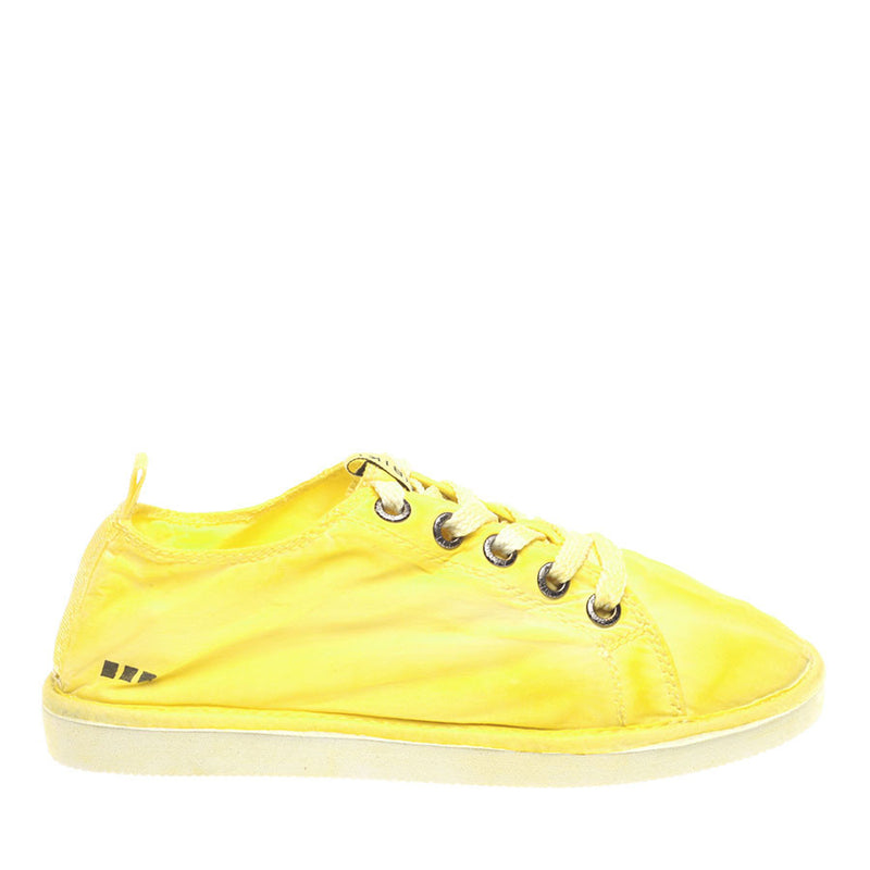 BAY - SNEAKERS GIALLA