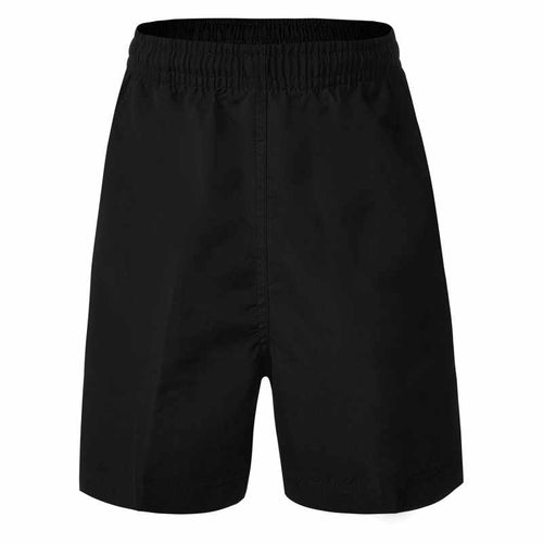 Black Microfibre Shorts PREORDER ONLY