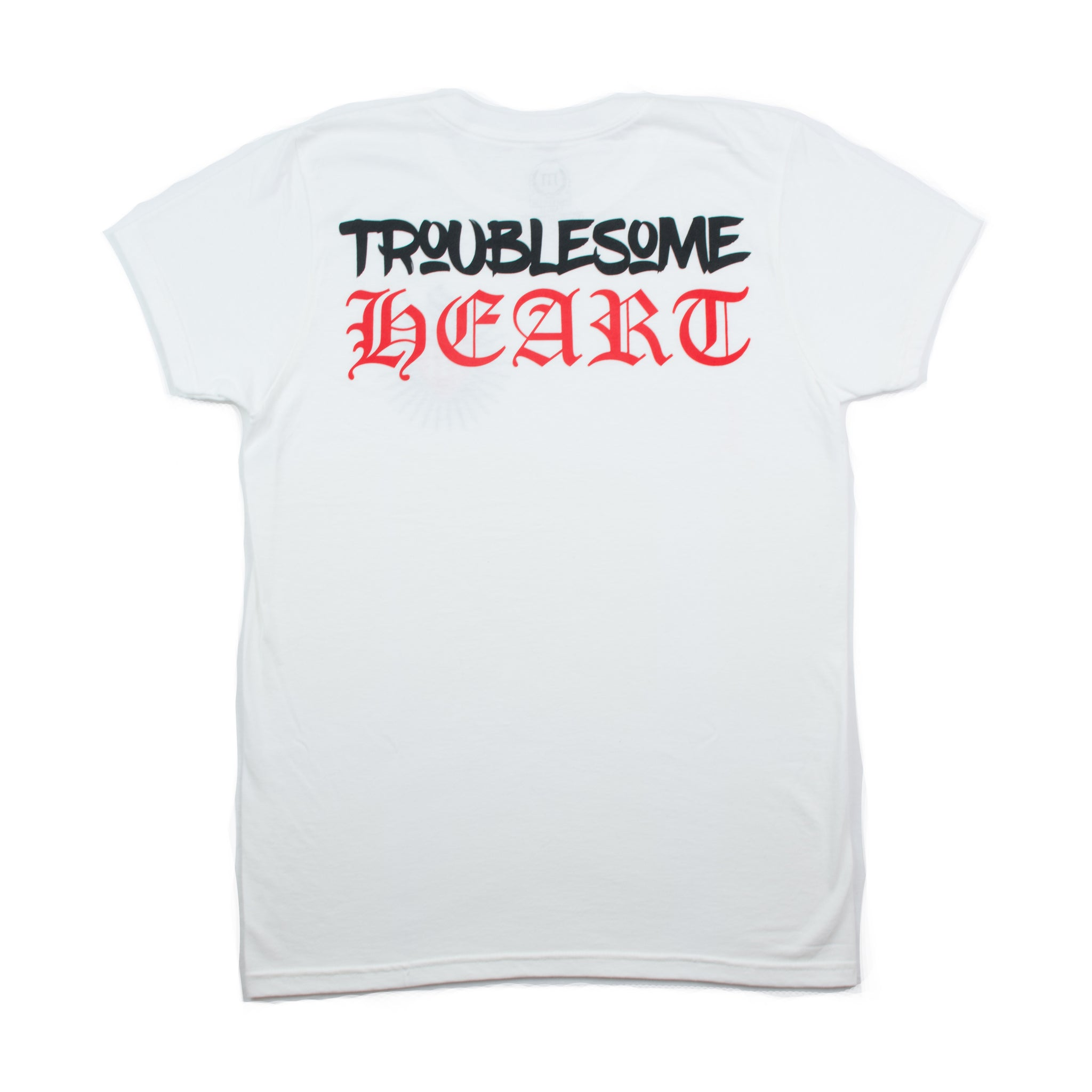 Troublesome Heart T Shirt