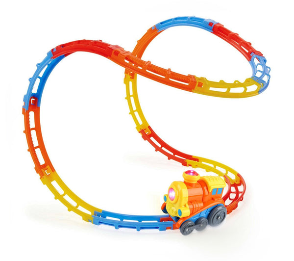 Tumble Train Track Set