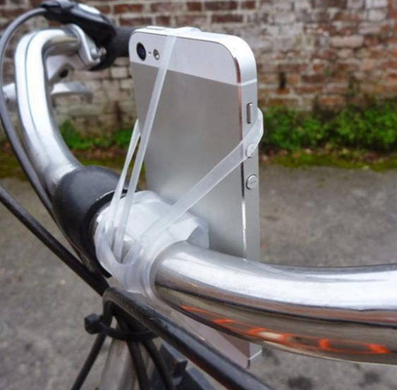 InstaMount - Silicone Bike Phone Holder