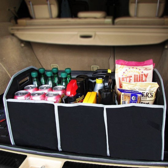 Organize-A-Trunk - Foldable Car Trunk Organizer