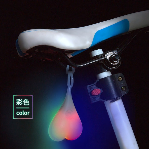 Cycling Balls Waterproof Night Essential LED  Light