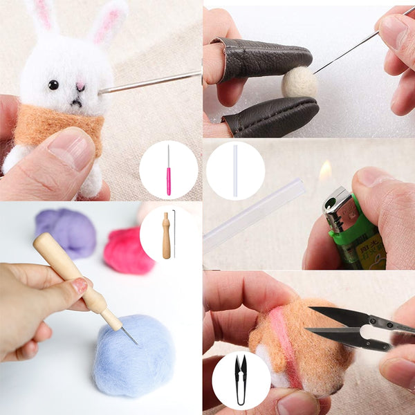 DIY Felting Tools