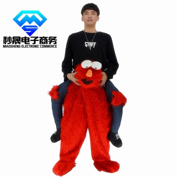 Teddy Bear Stuffed Mascot Costume