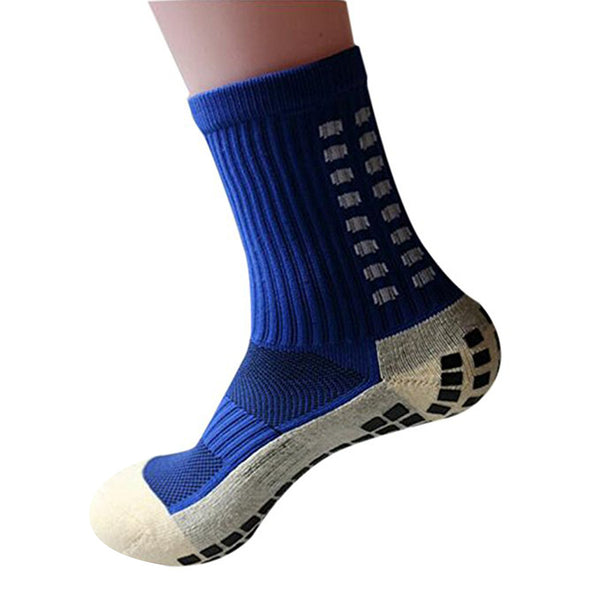 Men Sports Anti-Slip Football Socks Tock Sox